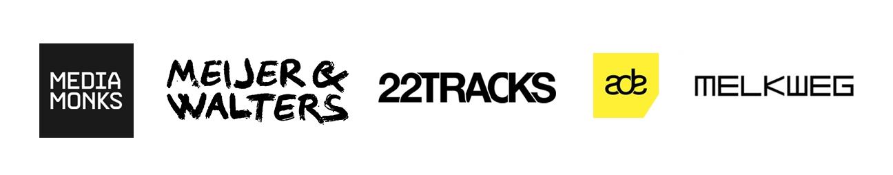 MediaMonks, Meijer & Walters, 22tracks, ADE, Melkweg